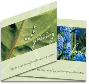 Sympathy Card - Secular
