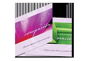 Faith Sympathy Card Spanish