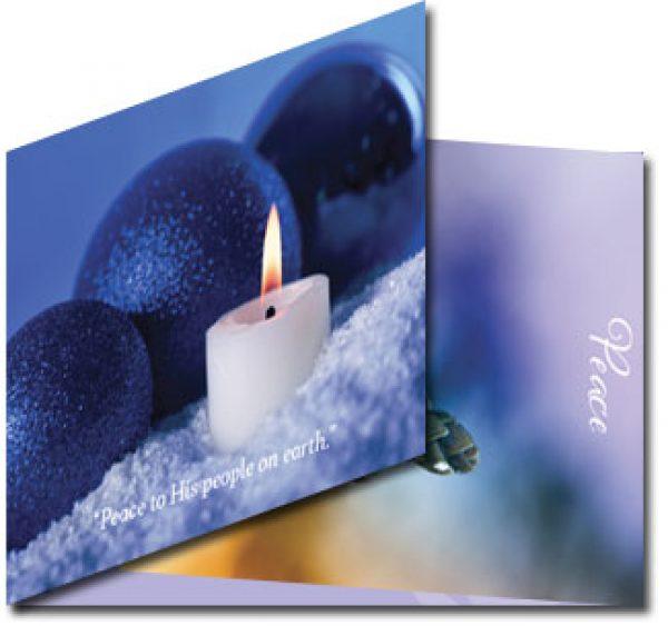 Peace Card (holidays, faith)