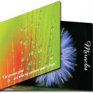 Miracles Card