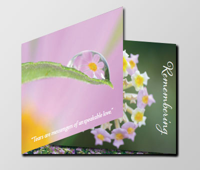 Specialty Card | Remembering